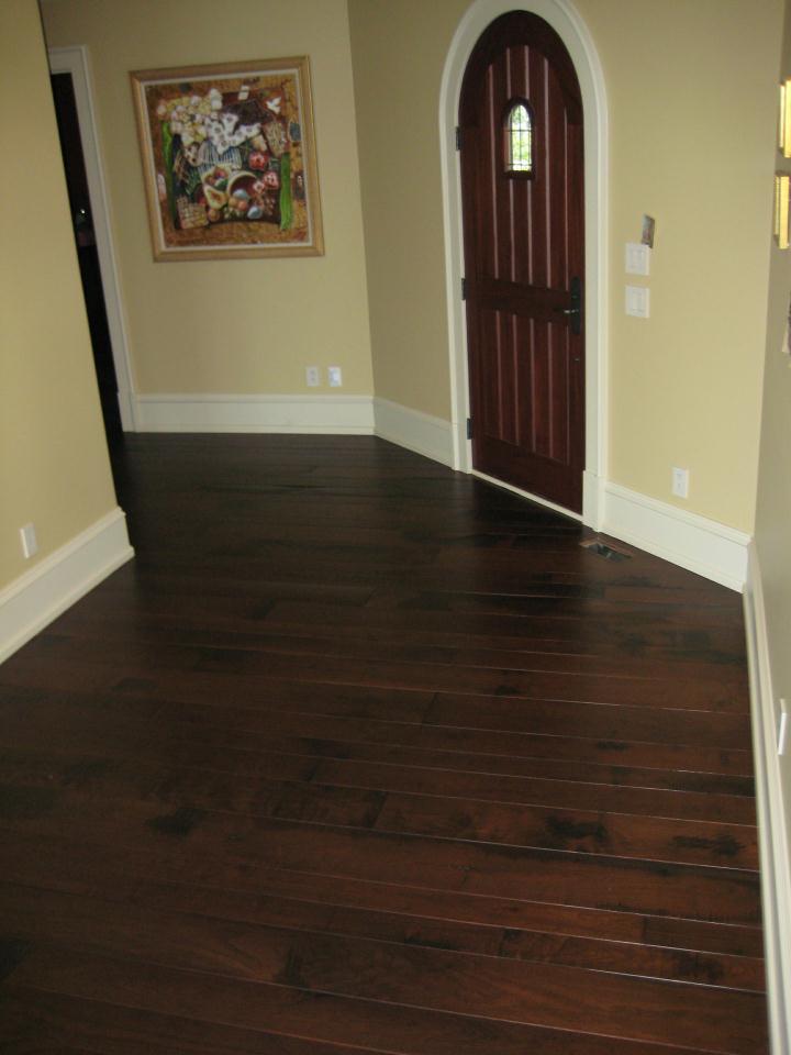 Best hardwood floor contractors in cleveland finish line for Hardwood floor contractors